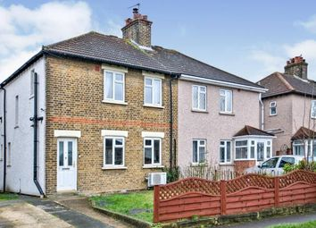 Thumbnail 3 bed semi-detached house for sale in Grays, Thurrock, Essex
