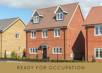 """Thumbnail 4 bed property for sale in """"The Oatfield"""" at Cotts Field, Haddenham, Aylesbury"""