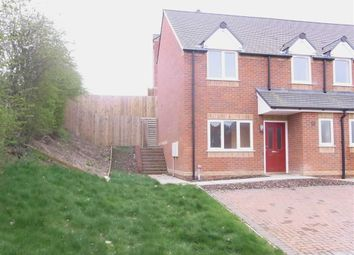 Thumbnail 3 bed semi-detached house to rent in 21, Brynmor Avenue, Bryn Lane, Newtown, Powys