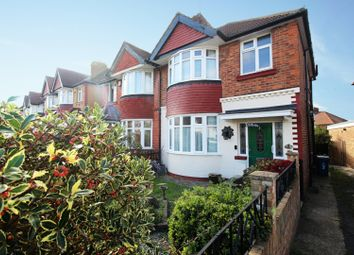 Thumbnail 3 bed semi-detached house for sale in St Brides Avenue, Edgware, Middlesex