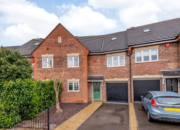 Thumbnail 4 bed terraced house for sale in Hedley Villas, Hedley Road, St. Albans, Hertfordshire