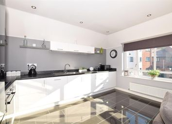 Thumbnail 2 bed flat for sale in Teddington Drive, West Malling, Kent