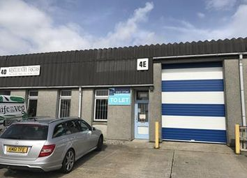 Thumbnail Light industrial to let in Unit 4E, Carminow Road Industrial Estate, Carminow Road, Bodmin, Cornwall