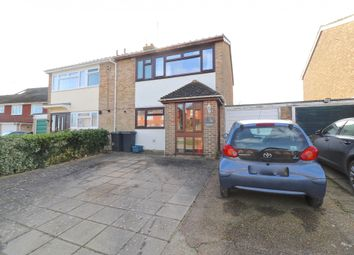 Thumbnail 3 bed semi-detached house for sale in Mill Road, Hailsham, East Sussex