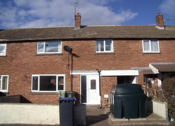 Thumbnail 3 bed terraced house to rent in Prince William Road, Newtoft, Market Rasen