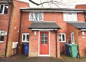 Thumbnail 2 bed terraced house to rent in Fortescue Lane, Rugeley