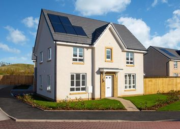 """Thumbnail 4 bedroom detached house for sale in """"Craigston"""" at Prospecthill Road, Motherwell"""