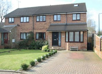 Thumbnail 4 bed semi-detached house for sale in 24 Henley Fields, St Michaels, Tenterden, Kent
