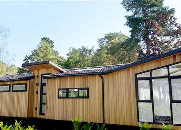Thumbnail 2 bed bungalow for sale in Lone Pine Park, Ferndown, Dorset