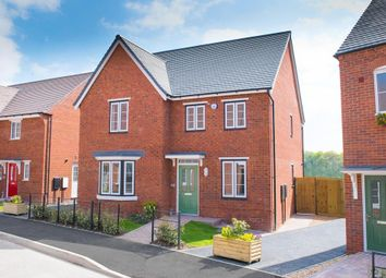 "Thumbnail 4 bedroom detached house for sale in ""Holden"" at Wedgwood Drive, Barlaston, Stoke-On-Trent"