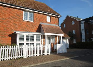 Thumbnail 3 bedroom property to rent in Baker Way, Camber Sands, Rye