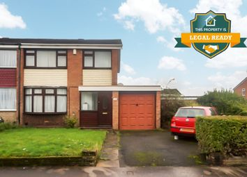 3 bed semi-detached house for sale in Croy Drive, Castle Vale, Birmingham B35