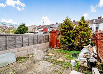 Thumbnail 4 bed terraced house for sale in Frogmore Road, Southsea
