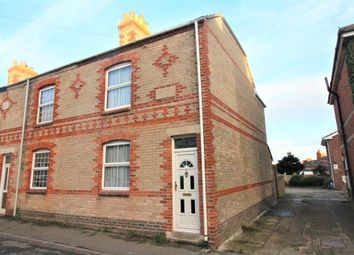 Thumbnail 2 bedroom end terrace house for sale in Holly Road, Weymouth, Dorset