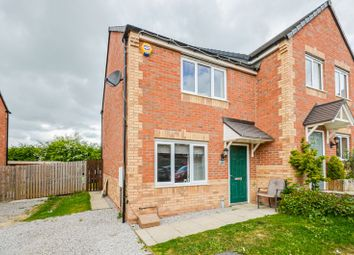 Thumbnail 2 bed semi-detached house for sale in 28 West Moor Croft, Rotherham