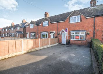 Thumbnail 2 bed terraced house for sale in Loughborough Road, Coalville