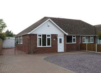 Thumbnail 3 bed semi-detached bungalow for sale in Heath Close, Hellesdon, Norwich