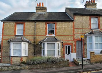 Thumbnail 2 bed terraced house for sale in Portland Road, Bishop's Stortford, Hertfordshire