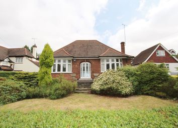 Thumbnail 4 bed bungalow for sale in Wollaton Vale, Wollaton, Nottingham