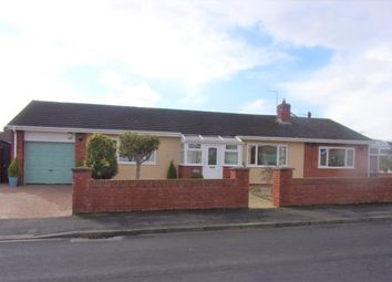 Thumbnail 3 bed detached bungalow for sale in Conwy Avenue, Rhuddlan, Rhyl