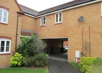 Thumbnail 1 bed maisonette to rent in Chequers Close, Corby