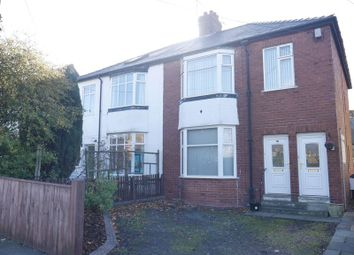 Thumbnail 3 bedroom flat for sale in Front Street, Dinnington, Newcastle Upon Tyne