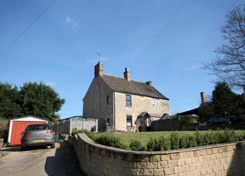 Thumbnail 2 bed cottage for sale in Shepherds Walk, Belmesthorpe, Stamford