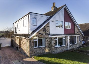Thumbnail 3 bed semi-detached house for sale in Priory Way, Mirfield, West Yorkshire