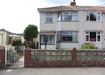 Thumbnail 3 bed end terrace house for sale in Blenheim Drive, Filton, Bristol