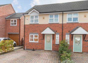 Thumbnail 3 bed semi-detached house for sale in The Loxleys, Birmingham