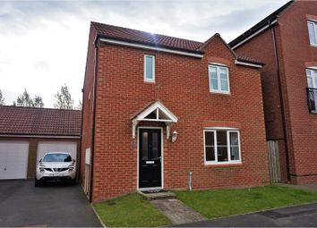 Thumbnail 3 bed detached house for sale in Brookfield, Newcastle Upon Tyne
