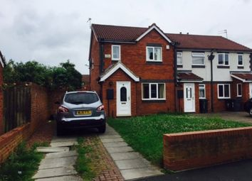 Thumbnail 3 bed semi-detached house to rent in Town Square, Wallsend