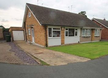 Thumbnail 2 bed semi-detached house to rent in The Glebe, Garston, Watford