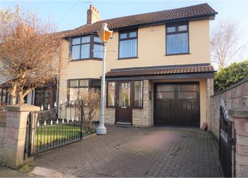 Thumbnail 4 bed detached house for sale in Arlescourt Road, Liverpool