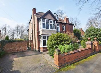 Thumbnail 6 bed detached house for sale in Clothorn Road, Didsbury, Manchester