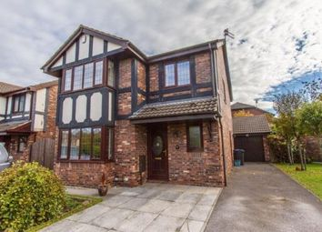 Thumbnail 4 bedroom detached house for sale in Cardinal Place, Thornton-Cleveleys