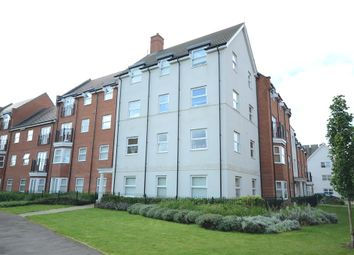 Thumbnail 2 bed flat for sale in Imogen House, Ashville Way, Wokingham