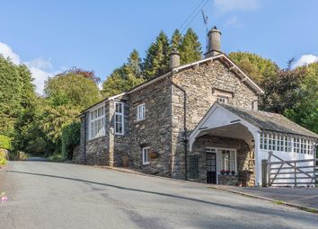 Thumbnail 3 bed semi-detached house for sale in The Cottage, Ghyll Head, Bowness-On-Windermere