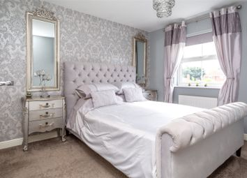 Thumbnail 3 bed detached house for sale in Kaye Drive, Osgodby, Selby, North Yorkshire