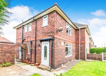 3 bed semi-detached house for sale in Flanderwell Lane, Sunnyside, Rotherham S66