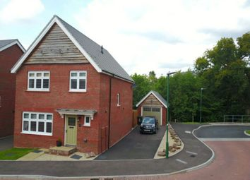Thumbnail 3 bed detached house for sale in Kidnalls Drive, Whitecroft, Lydney