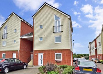 Thumbnail 2 bedroom flat for sale in Onyx Drive, Sittingbourne, Kent