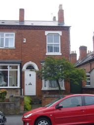 Thumbnail 2 bed terraced house to rent in Ravenhurst Road, Harborne, Birmingham