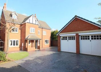 Thumbnail 5 bed detached house for sale in Beaumont Rise, Blythe Bridge, Stoke-On-Trent