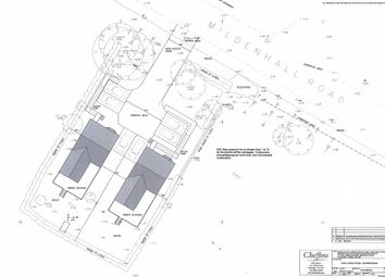 Thumbnail Land for sale in Mildenhall Road, Littleport, Ely