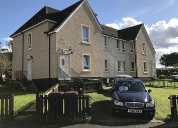 Thumbnail 2 bed flat for sale in Ardtoe Crescent, Stepps, Glasgow