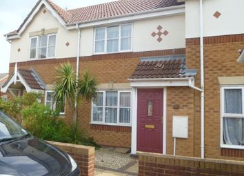 Thumbnail 2 bed terraced house to rent in Damson Road, Locking Castle, Weston-Super-Mare