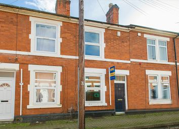 Thumbnail 2 bedroom terraced house for sale in King Alfred Street, Derby