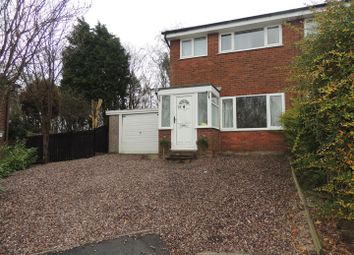 Thumbnail 3 bed property for sale in Carr Field, Bamber Bridge, Preston