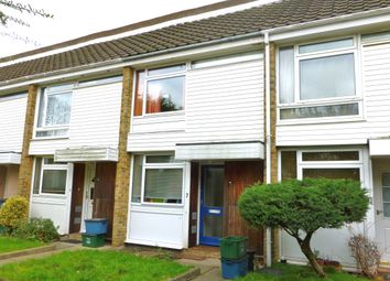 Thumbnail 1 bed terraced house to rent in Alpine Close, Croydon